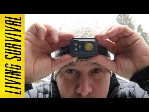 Black Diamond Spot 200 Lumen Headlamp First Look