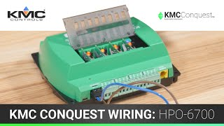 KMC Controls' HPO-6700 Series Override Boards