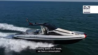 ANVERA 42 - Motor Boat Review - The Boat Show