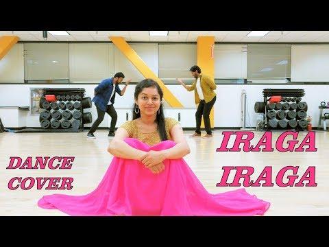 Iraga Iraga Dance Cover | Naa Peru Surya Naa Illu India Songs | Allu Arjun | Anu Emannuel