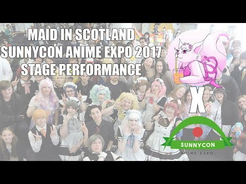SunnyCon Anime Expo 2017 - Maids in Scotland