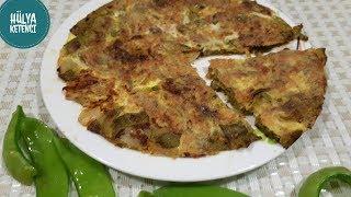 Yaprak Sultani Bezelye  Tava( Kızartma) Tarifi - Hülya Ketenci - Yemek Tarifleri