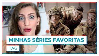 Minhas séries preferidas | TAG