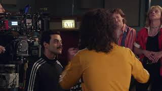 Bohemian Rhapsody: Behind the Scenes Movie Broll