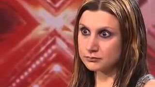 X Factor   Worst Auditions Evil Rachel)