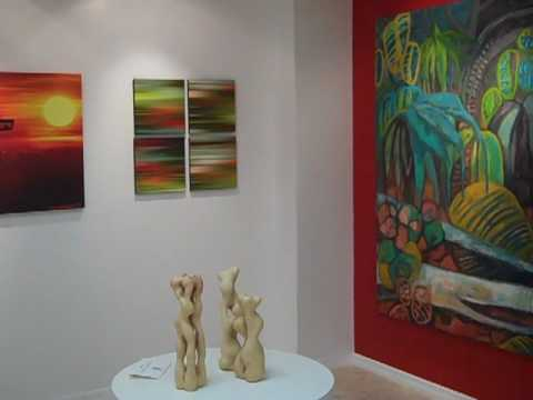 Cayman Islands Art Gallery - Arteccentrix Virtual Tour