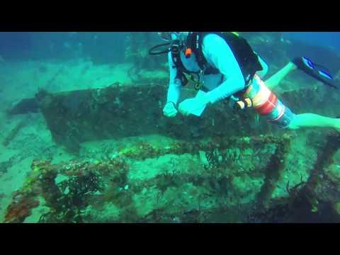 Scuba Diving - Key Largo - Spiegel Grove