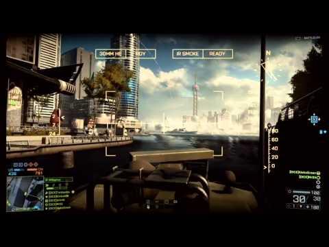 Battlefield 4 - Multiplayer Gameplay Demo EA Conference E3 2013 - Eurogamer