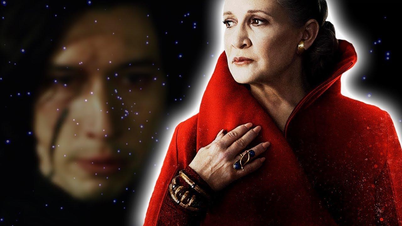 Die Mysteriöse Leia Szene Erklärt Star Wars Episode 8 Die Letzten Jedi