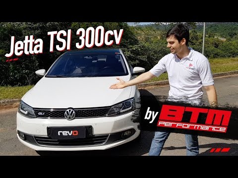 Jetta TSI 300 cv - Preparados TopSpeed | Canal Top Speed