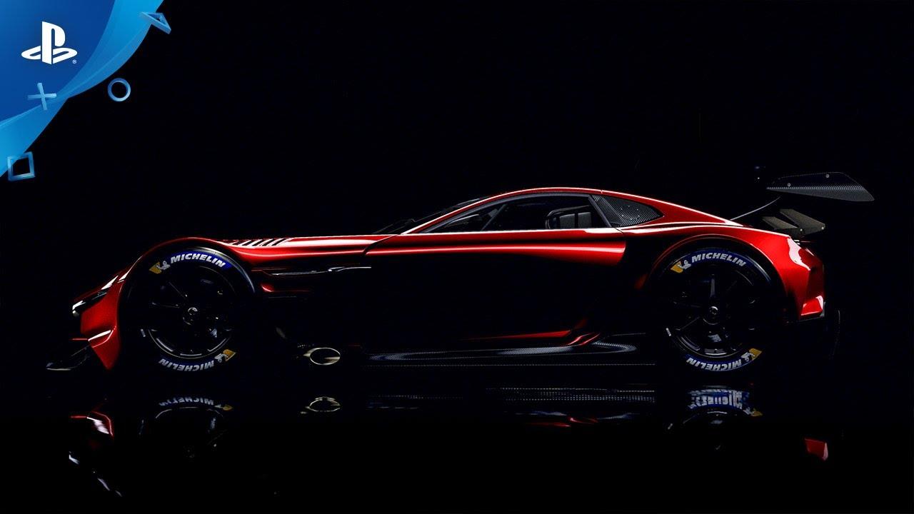Gran Turismo Sport - Mazda RX-VISION GT3 CONCEPT Trailer | PS4