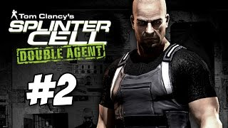 Splinter Cell Double Agent Walkthrough | No Commentary | Part 2 | Mission 2: Ellsworth (HD 60fps)