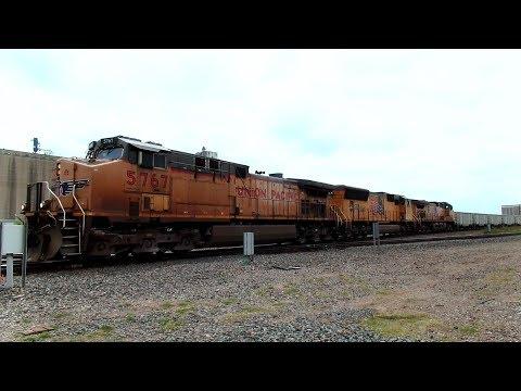 Union Pacific Rhythm Beat Train