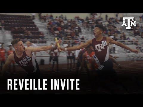 Texas A&M Track & Field | 2017 Reveille Invite