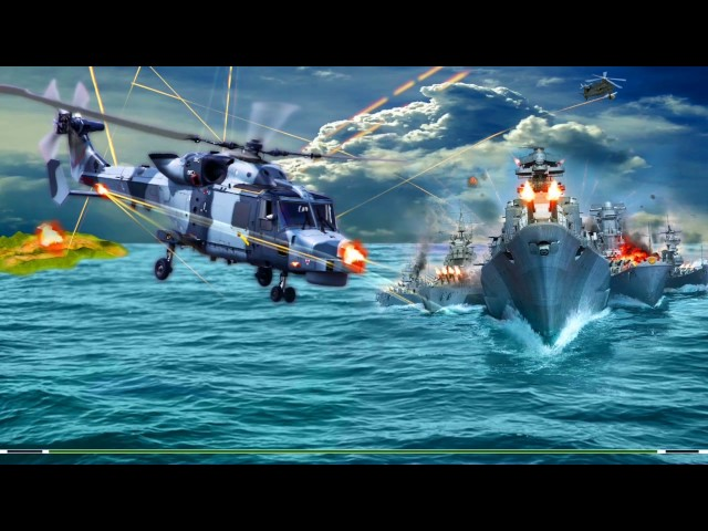 Game Play Video Heli Air Attack Offered By Beta Games Studio