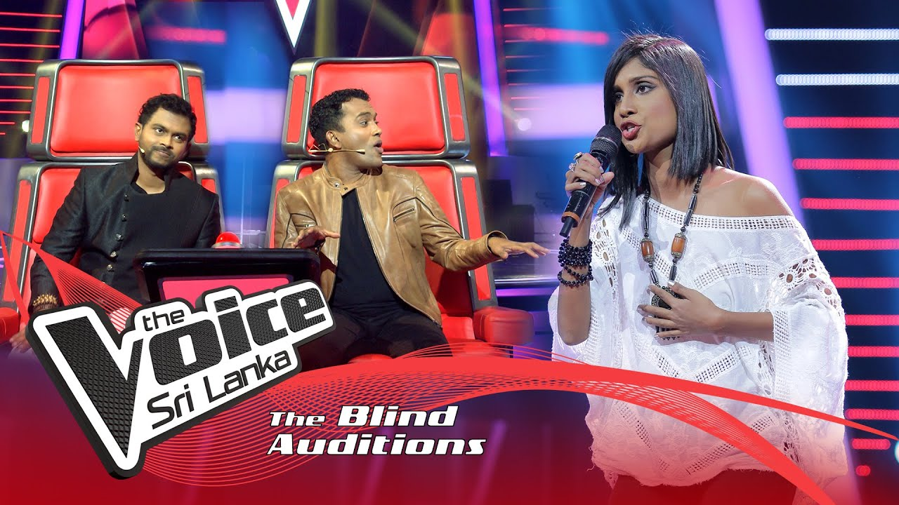 Keleigh Berenger - The Climb | Blind Auditions | The Voice Sri Lanka