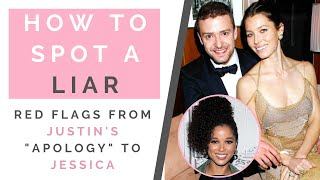 HOW TO SPOT A LIAR: Red Flags From Justin Timberlake Cheating Apology To Jessica Biel! | Shallon