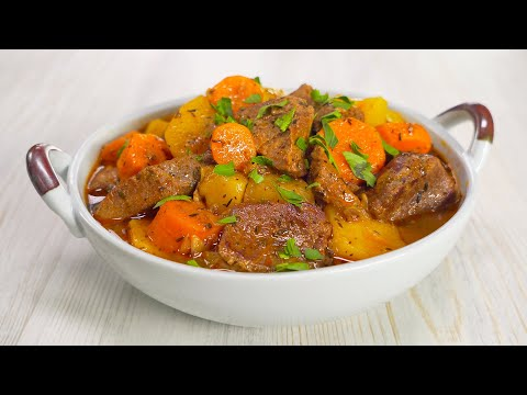 Идеальное блюдо на праздничный стол - ИРЛАНДСКОЕ РАГУ с говядиной и овощами от Всегда Вкусно!
