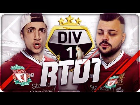 GLITCH ASSURDO E INTROMISSIONE DEL PAPPAGALLO !!! FIFA 18 RTD1 CO-OP CON SODIN