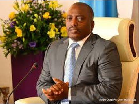 Joseph Kabila boycotte les accords de la CENCO  et dit je ne signerai pas vendredi