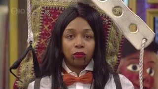 Celebrity Big Brother UK   S17E11   Day 09   14 01 2016
