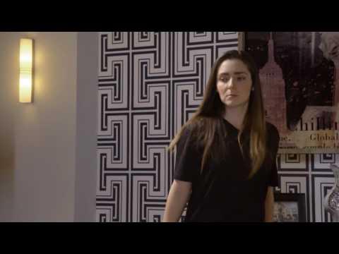 Estela se siente atraída por Ryan ( la doble vida de estela carrillo )
