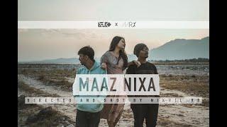 MAAZ NIXA | DEBO x AARXSLAN | Official Music Video | Directed and Shot by Nikhil.RB