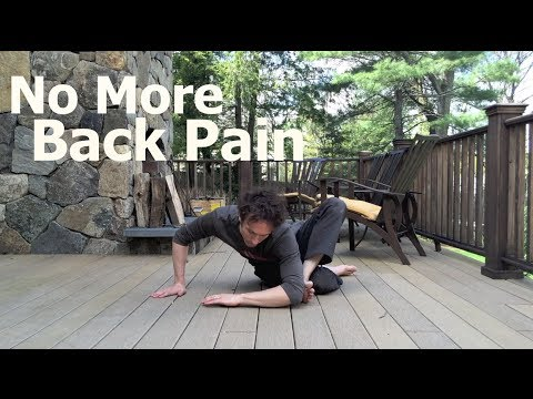 Yoga for No More Back Pain with Mike Taylor