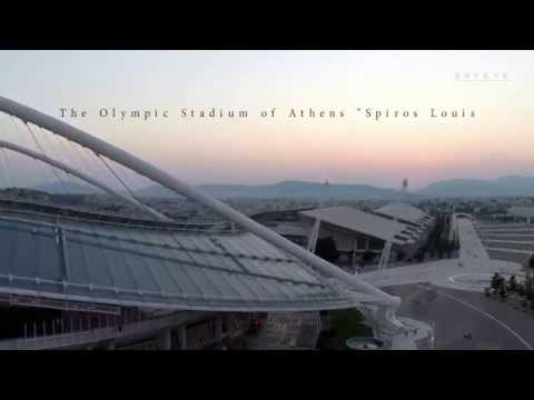 "The Olympic Stadium of Athens ""Spiros Louis"