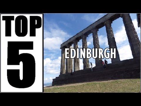 EDINBURGH, SCOTLAND | Top 5 Things To Do