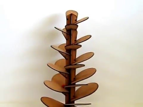 Musical Marble Tree