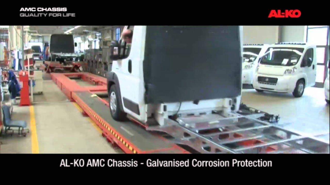The Al Ko Amc Chassis Youtube