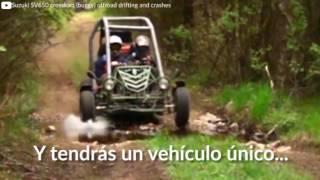 Cómo construir un buggy casero paso a paso -Seguropordias®