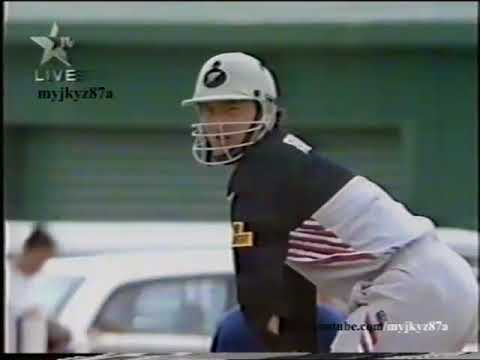 Match Highlights : Classic RARE Tied One Day match Pakistan Vs New Zealand 1994