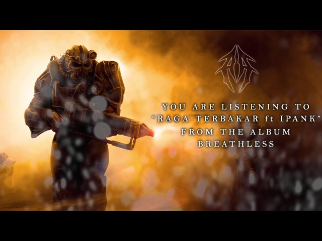 AFTERCOMA - RAGA TERBAKAR feat IPANG LAZUARDI (Official Audio Track)