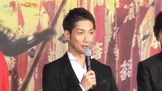 『のぼうの城』ジャパンプレミアが2012年9月20日に行われた。 (関連ニ...
