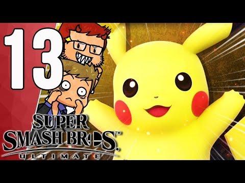 GO PETER LE CUL DE FILDRONG 🥊   Super Smash Bros Ultimate Ep.13 thumbnail