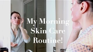 My Morning Skin Care Routine + AMAZING GIVEAWAY! | Dr Sam in The City