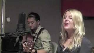 Drunk On Love by Basia Cover Acoustic  Olga & Kay-Ta
