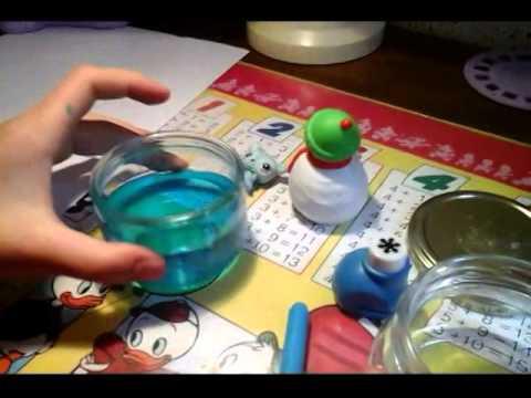 Tuto Enfant Fabrication Boule A Neige Youtube