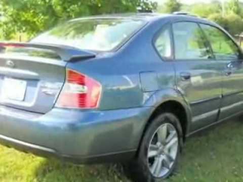 2006 subaru outback 3 0r l l bean edition sedan youtube. Black Bedroom Furniture Sets. Home Design Ideas