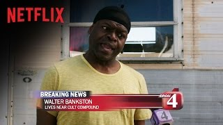 Unbreakable Kimmy Schmidt | Bankston Interview | Netflix