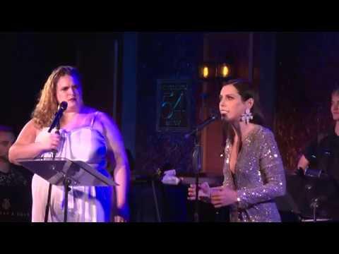 """Bonnie Milligan & Natalie Walker sing """"Eve Was Weak"""" at Feinstein's/54 Below Mp3"""