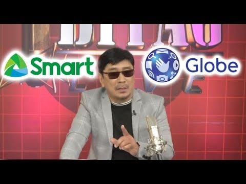 Smart & Globe, PDu30, may bwisit-pamasko sa inyo!