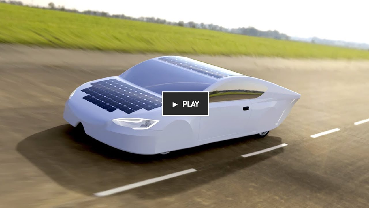 3 Cool Solar Car Projects You Need To See.