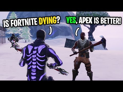 Is Fortnite DYING? (I Asked Random People To Find Out...)