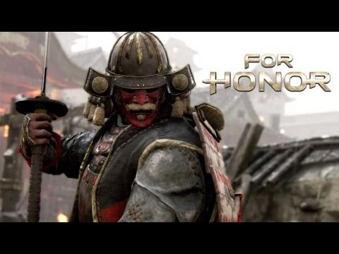 For Honor - Samurai's Final Boss + Ending (PS4 PRO) 1080p HD
