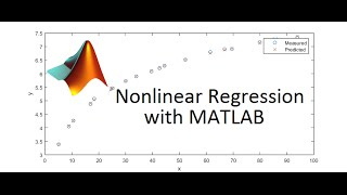 Nonlinear Regression in MATLAB