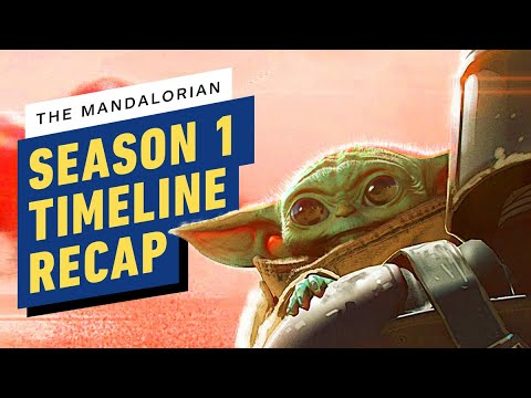 The Mandalorian Season 1 Timeline Recap