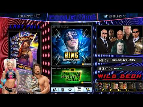 SS18 IN A PACK!! & HEROIC RD UNLOCKED!!  |  WWE Supercard #107 (Season 4)